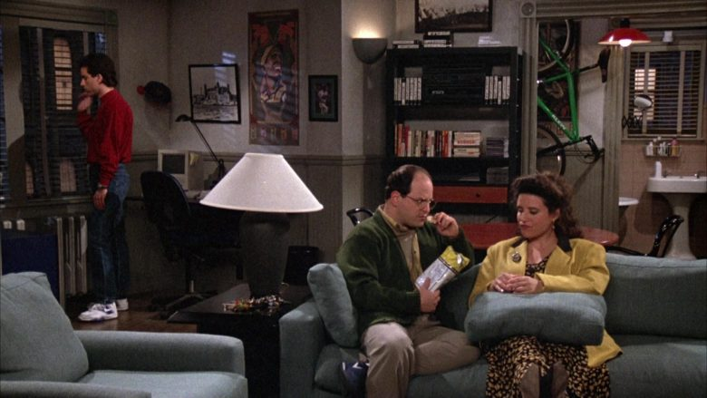 Nike Shoes Worn by Jerry Seinfeld in Seinfeld Season 3 Episode 23 The Keys
