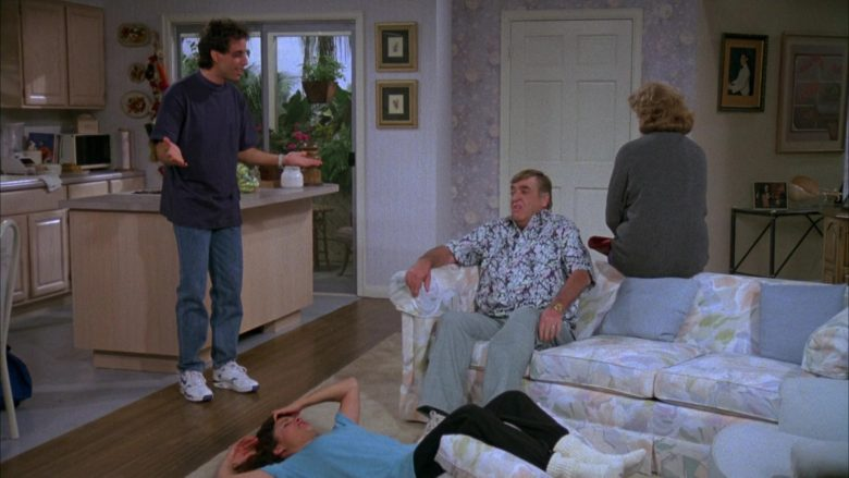 Nike Shoes Worn by Jerry Seinfeld in Seinfeld Season 3 Episode 3 The Pen (5)