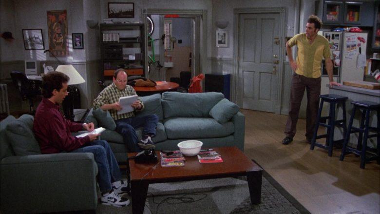Nike Shoes Worn by Jerry Seinfeld in Seinfeld Season 4 Episode 8 (1)