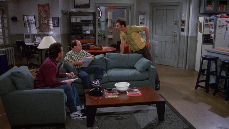 Nike Shoes Worn by Jerry Seinfeld in Seinfeld Season 4 Episode 8 (2)