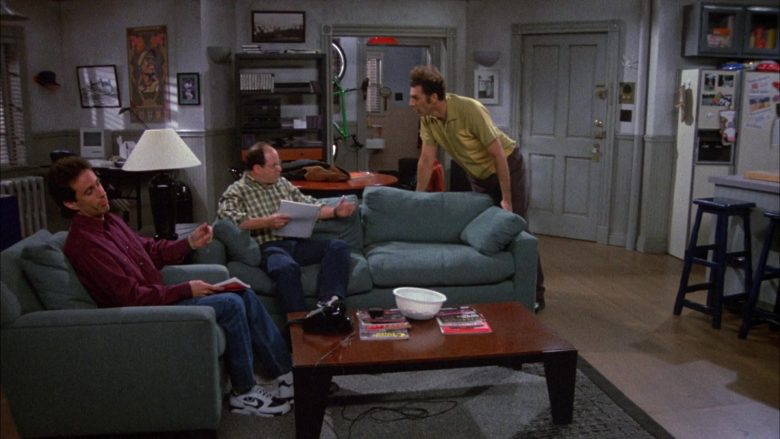 Nike Shoes Worn by Jerry Seinfeld in Seinfeld Season 4 Episode 8 (3)