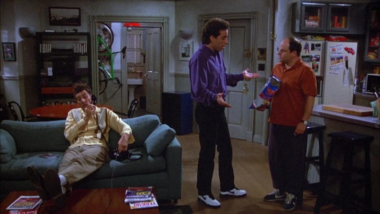 Nike Shoes Worn by Jerry Seinfeld in Seinfeld Season 4 Episodes 23-24 The Pilot (1)