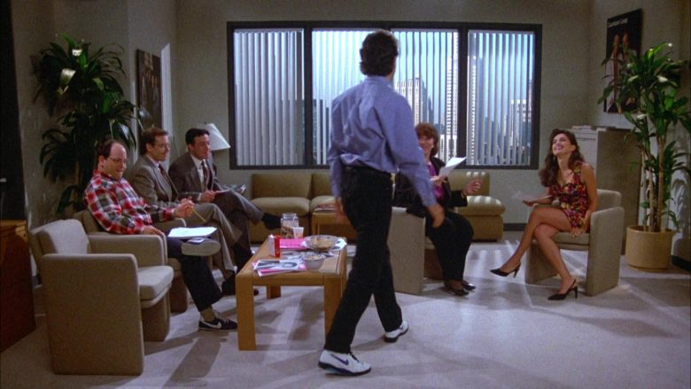 Nike Shoes Worn by Jerry Seinfeld in Seinfeld Season 4 Episodes 23-24 The Pilot (2)