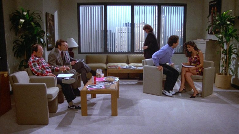 Nike Shoes Worn by Jerry Seinfeld in Seinfeld Season 4 Episodes 23-24 The Pilot (3)