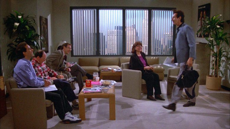 Nike Shoes Worn by Jerry Seinfeld in Seinfeld Season 4 Episodes 23-24 The Pilot (4)