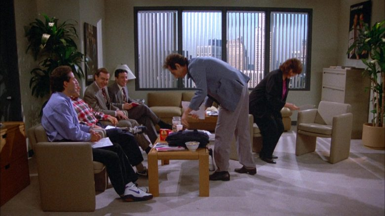 Nike Shoes Worn by Jerry Seinfeld in Seinfeld Season 4 Episodes 23-24 The Pilot (5)