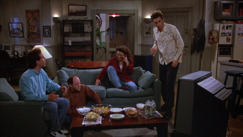 Nike Shoes Worn by Jerry Seinfeld in Seinfeld Season 4 Episodes 23-24 The Pilot (6)