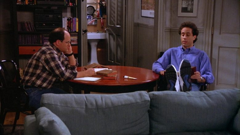 Nike Shoes Worn by Jerry Seinfeld in Seinfeld Season 5 Episode 11 The Conversion