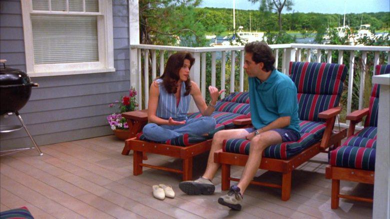 Nike Shoes Worn by Jerry Seinfeld in Seinfeld Season 5 Episode 21