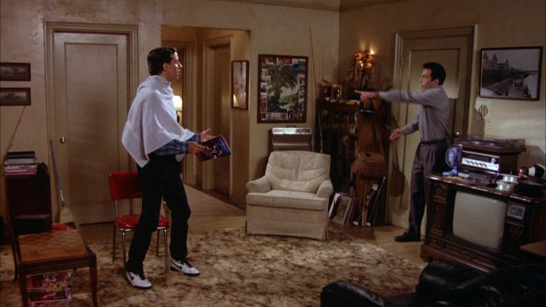 Nike Shoes Worn by Jerry Seinfeld in Seinfeld Season 5 Episode 8 The Barber (1)