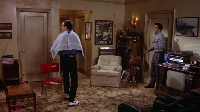 Nike Shoes Worn by Jerry Seinfeld in Seinfeld Season 5 Episode 8 The Barber (2)
