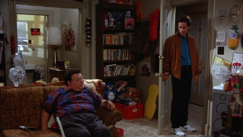 Nike Shoes Worn by Jerry Seinfeld in Seinfeld Season 6 Episode 2 The Big Salad (2)