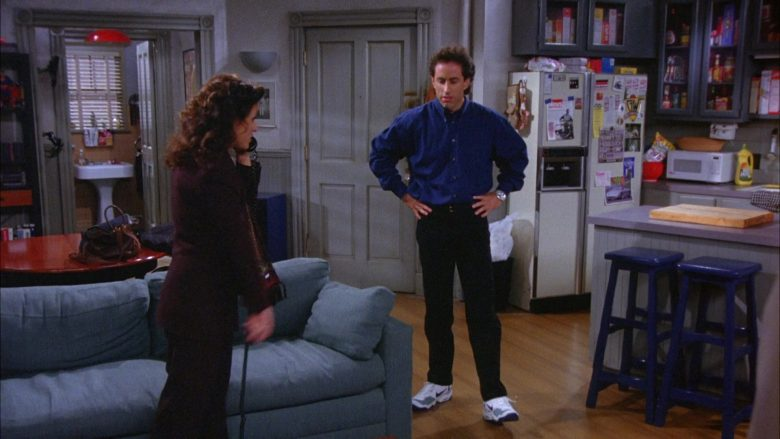 Nike Shoes Worn by Jerry Seinfeld in Seinfeld Season 6 Episode 3 The Pledge Drive (2)