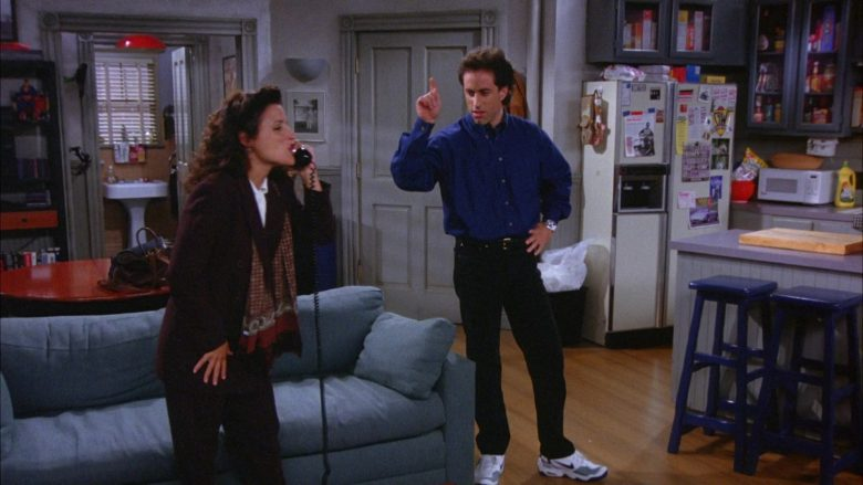 Nike Shoes Worn by Jerry Seinfeld in Seinfeld Season 6 Episode 3 The Pledge Drive (3)