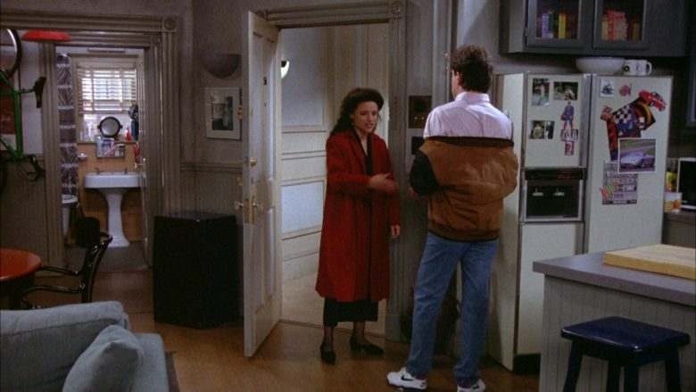 Nike Shoes Worn by Jerry in Seinfeld Season 5 Episode 9 The Masseuse