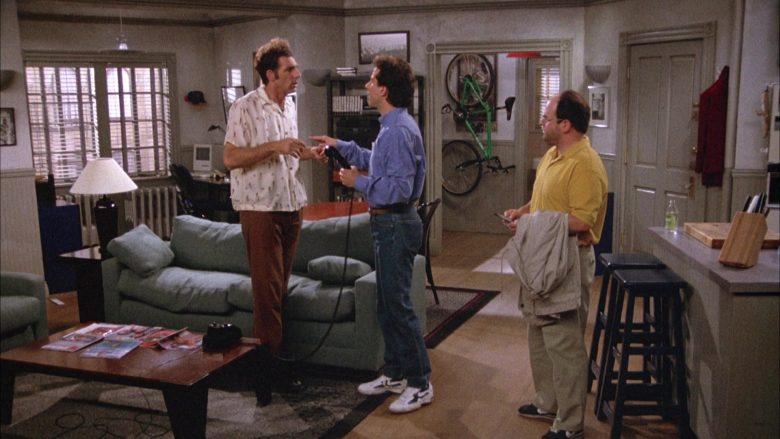 Nike Shoes in Seinfeld Season 4 Episode 4 The Ticket (1992)