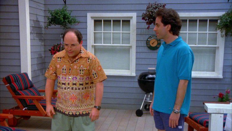 Nike Shorts Worn by Jerry Seinfeld in Seinfeld Season 5 Episode 21 (2)
