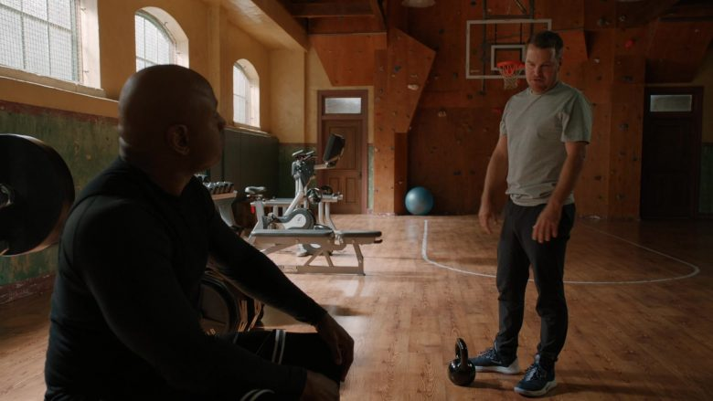 """Nike Sneakers For Men Worn by Chris O'Donnell as Grisha 'G.' Callen in NCIS: Los Angeles Season 11 Episode 11 """"Answers"""" (2019) - TV Show Product Placement"""