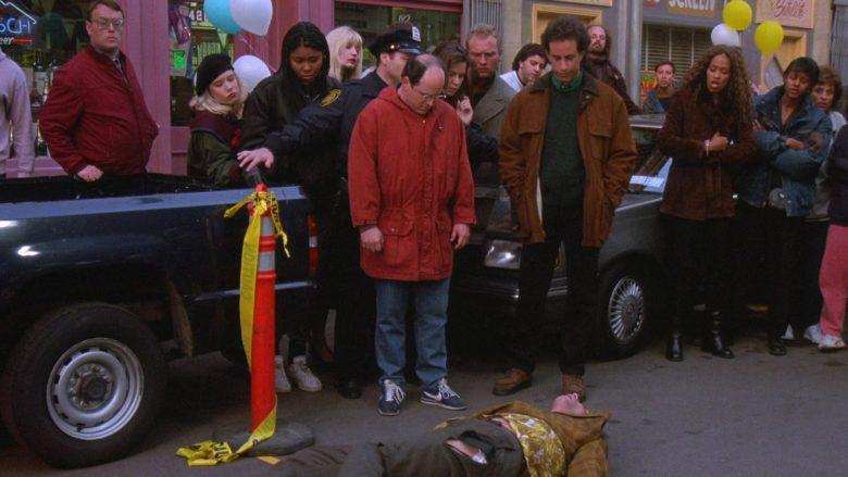 Nike Sneakers For Men Worn by Jason Alexander as George Costanza in Seinfeld Season 7 Episode 9 (1)