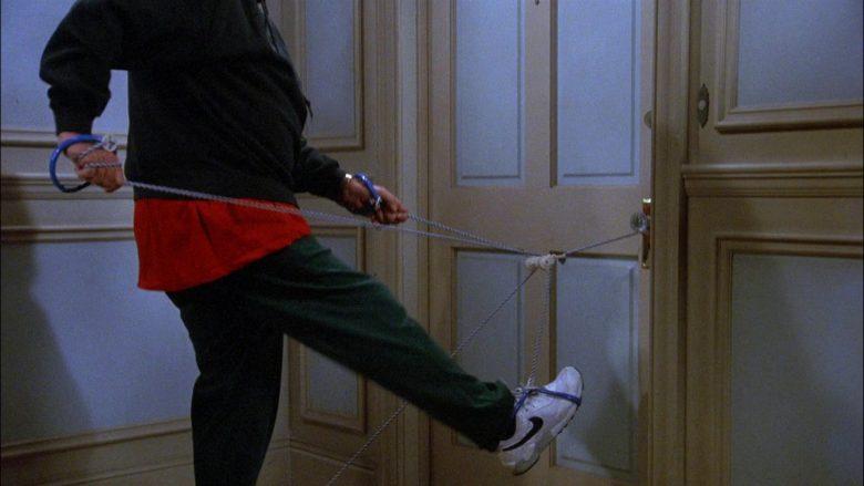 Nike Sneakers Worn by Barney Martin in Seinfeld Season 8 Episode 12 The Money (2)