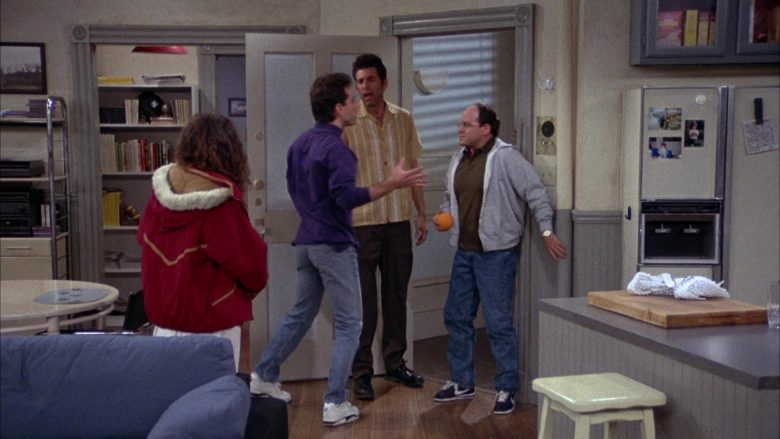 Nike Sneakers Worn by Jason Alexander as George Costanza in Seinfeld Season 2 Episode 12 (2)
