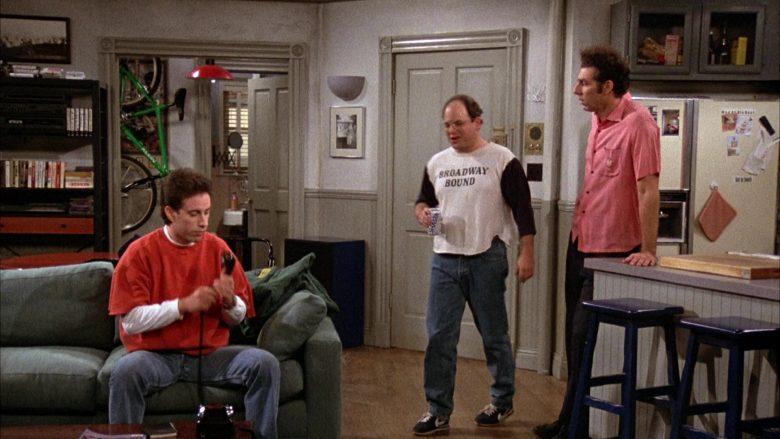 Nike Sneakers Worn by Jason Alexander as George Costanza in Seinfeld Season 3 Episode 11 (3)