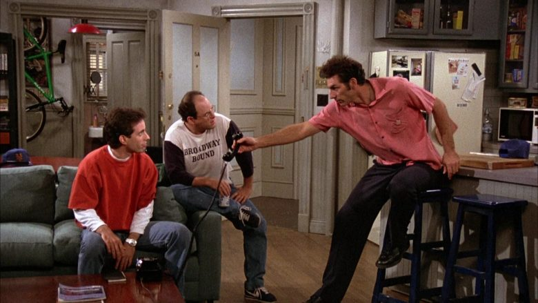 Nike Sneakers Worn by Jason Alexander as George Costanza in Seinfeld Season 3 Episode 11 (4)