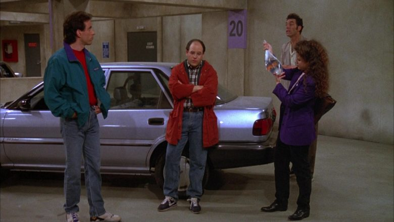 Nike Sneakers Worn by Jason Alexander as George Costanza in Seinfeld Season 3 Episode 6 (3)