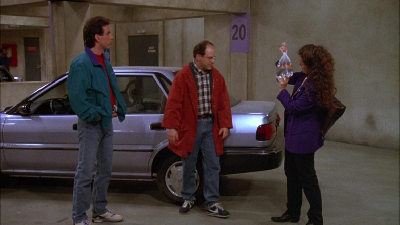 Nike Sneakers Worn by Jason Alexander as George Costanza in Seinfeld Season 3 Episode 6 (4)