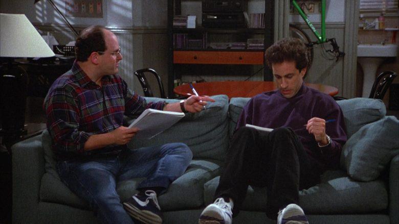 Nike Sneakers Worn by Jason Alexander as George Costanza in Seinfeld Season 4 Episode 16 (1)