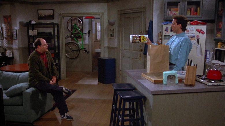 Nike Sneakers Worn by Jason Alexander as George Costanza in Seinfeld Season 4 Episode 20