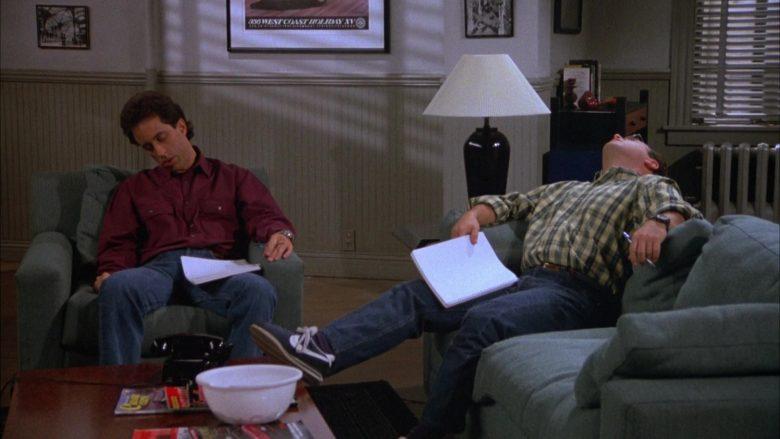 Nike Sneakers Worn by Jason Alexander as George Costanza in Seinfeld Season 4 Episode 8 (1)