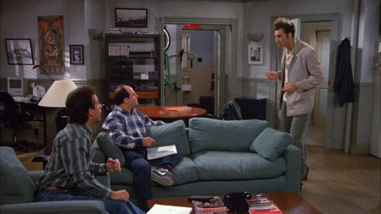 Nike Sneakers Worn by Jason Alexander as George Costanza in Seinfeld Season 4 Episode 8 (4)