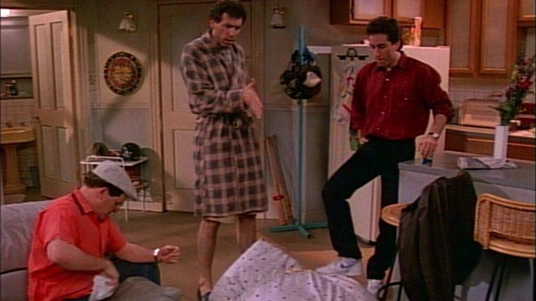 Nike Sneakers Worn by Jerry Seinfeld in Seinfeld Season 1 Episode 1 Good News, Bad News (1)