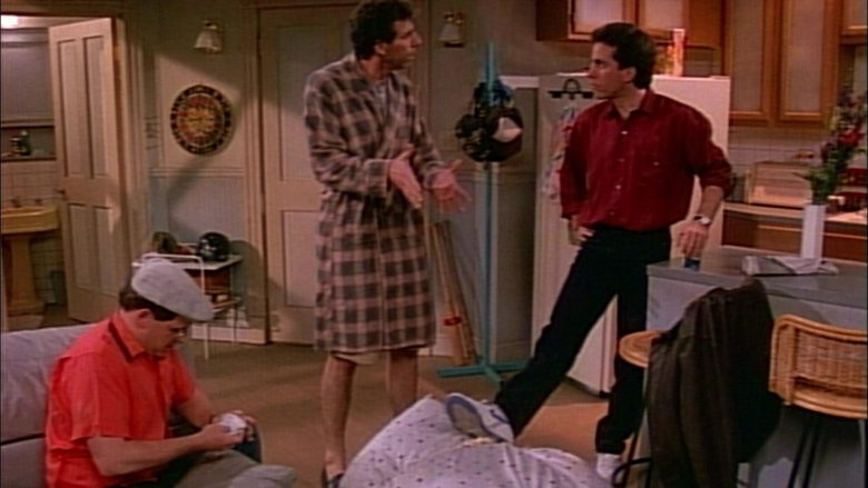 Nike Sneakers Worn by Jerry Seinfeld in Seinfeld Season 1 Episode 1 Good News, Bad News (3)