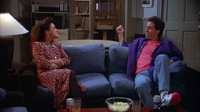 Nike Sneakers Worn by Jerry Seinfeld in Seinfeld Season 2 Episode 9 The Deal (2)