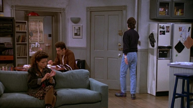 Nike Sneakers Worn by Jerry Seinfeld in Seinfeld Season 3 Episode 2 The Truth (1)