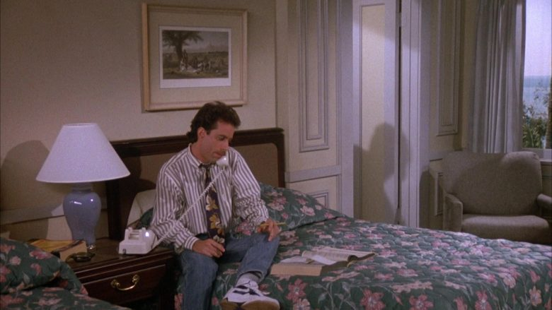 Nike Sneakers Worn by Jerry Seinfeld in Seinfeld Season 4 Episode 1 (5)