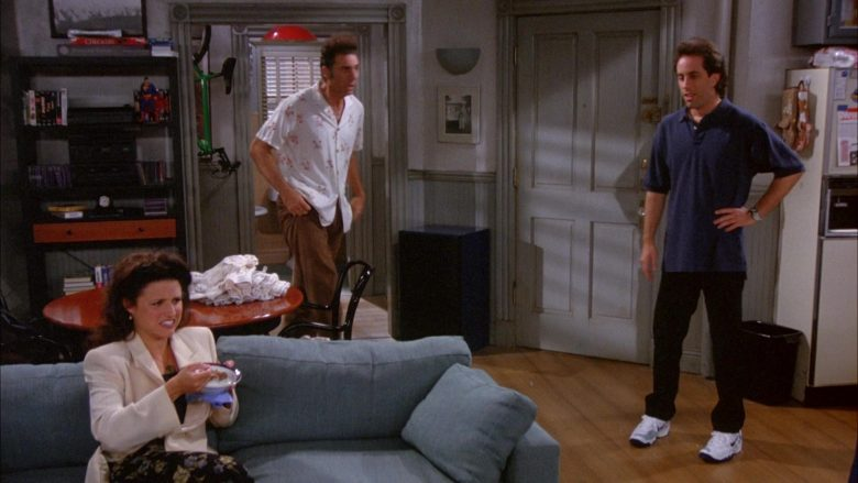 Nike Sneakers Worn by Jerry Seinfeld in Seinfeld Season 6 Episode 4 The Chinese Woman (1)