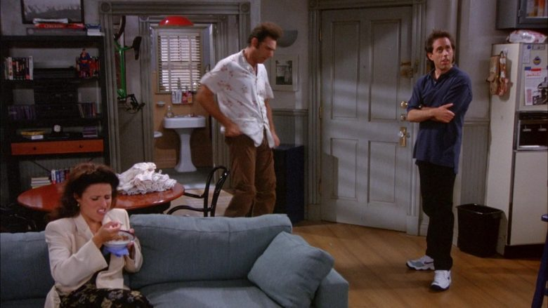 Nike Sneakers Worn by Jerry Seinfeld in Seinfeld Season 6 Episode 4 The Chinese Woman (2)