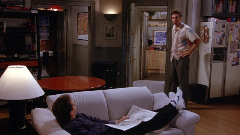 Nike Sneakers Worn by Jerry Seinfeld in Seinfeld Season 6 Episode 5 The Couch (1)