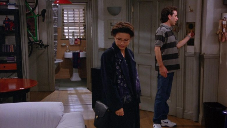 Nike Sneakers Worn by Jerry Seinfeld in Seinfeld Season 6 Episode 5 The Couch (2)