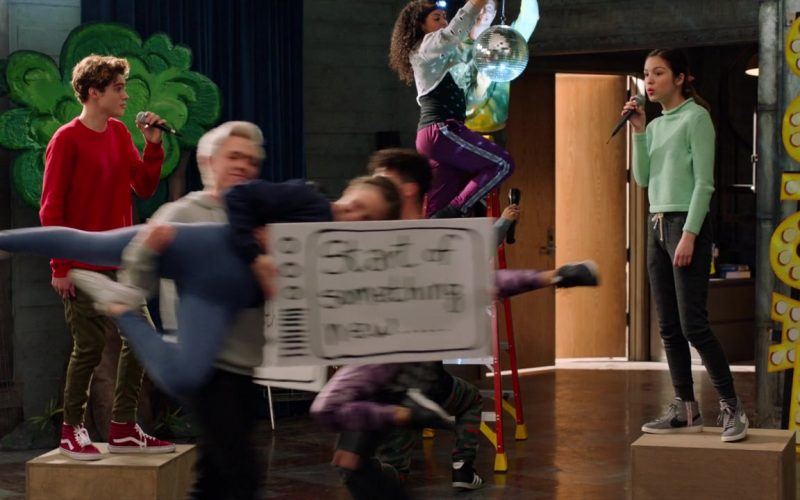 Nike Sneakers Worn by Olivia Rodrigo as Nini Salazar-Roberts in High School Musical The Musical The Series Season 1 E