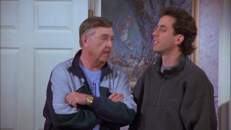 Nike Sweatshirt For Men Worn by Jerry Seinfeld in Seinfeld Season 8 Episode 17 The English Patient (1)