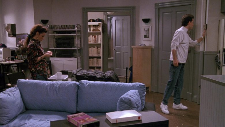 Nike White Shoes Worn by Jerry Seinfeld in Seinfeld Season 1 Episode 3 (3)