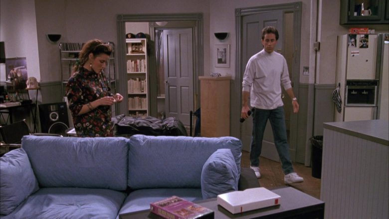Nike White Shoes Worn by Jerry Seinfeld in Seinfeld Season 1 Episode 3 (5)