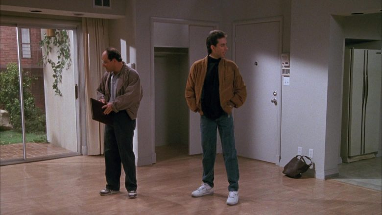 Nike White Shoes Worn by Jerry Seinfeld in Seinfeld Season 1 Episode 3 (8)