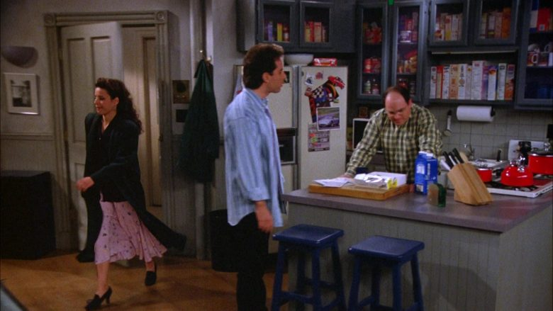 Nike White Shoes Worn by Jerry Seinfeld in Seinfeld Season 5 Episode 15 The Pie (1)
