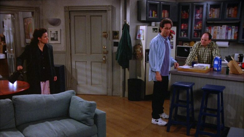 Nike White Shoes Worn by Jerry Seinfeld in Seinfeld Season 5 Episode 15 The Pie (2)