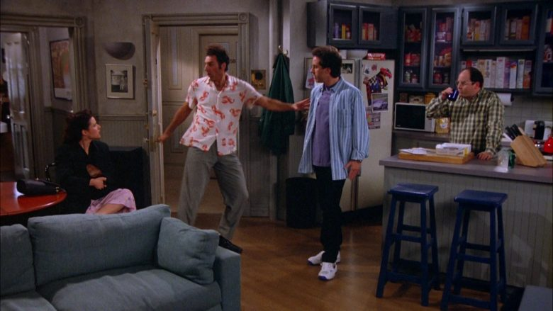 Nike White Shoes Worn by Jerry Seinfeld in Seinfeld Season 5 Episode 15 The Pie (3)